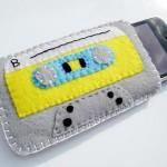 Kassetten-Hülle fürs iPhone (3)