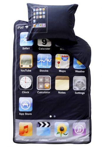 iPod Bettwäsche für Geeks