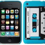 Kassetten-Hülle fürs iPhone (2)