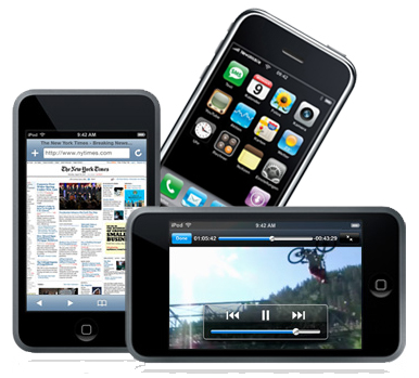 Apple iPhone 3GS zu gewinnen