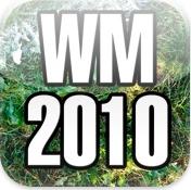 WM Countdown 2010 auf die Sekunde genau