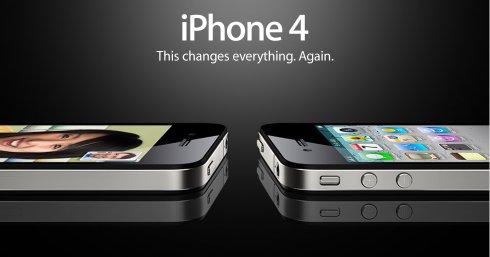 iPhone 4 aus Italien zu verkaufen