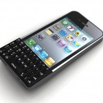 QWERTY-Tastatur für das iPhone 4