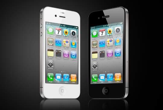 iPhone 4 bei Surfblack mit Vertrag