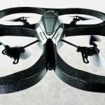 iPhone-Drohne mit Live-Bildern steuern (Foto: AR. Drone)