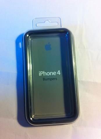 Original Apple Bumper für das iPhone4