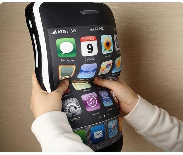 iCushion: Das iPhone als Kopfkissen