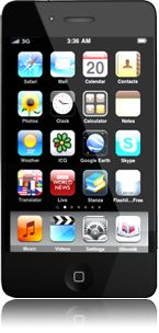 iPhone 4 bei Eplus (BASE)