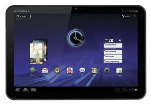 Motorola Tablet Xoom