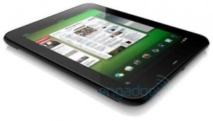 HP Tablet Topaz