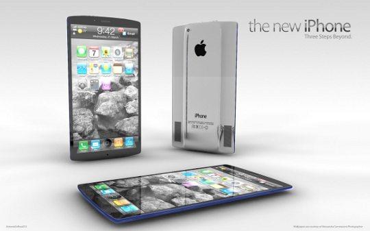 Neues iPhone 5 Konzept von ADR