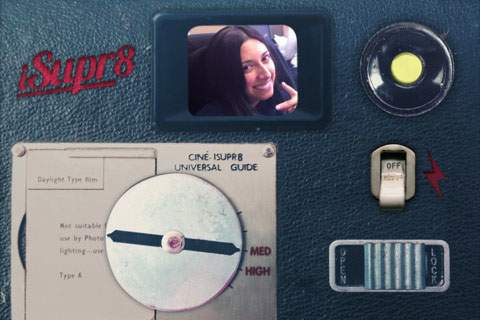 iSupr8: Super 8 Filme auf dem iPhone aufnehmen