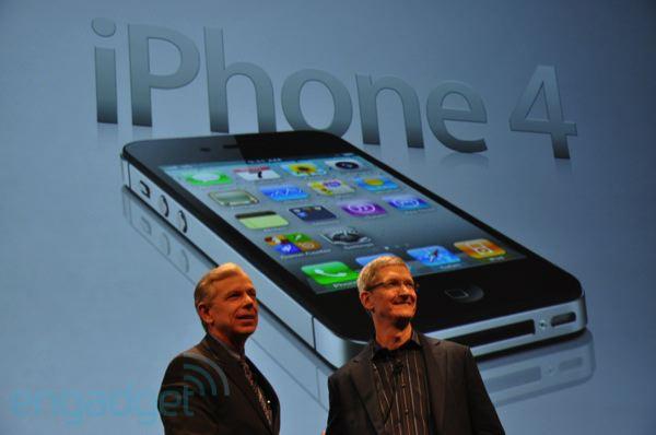 Verizon verkündet das iPhone 4
