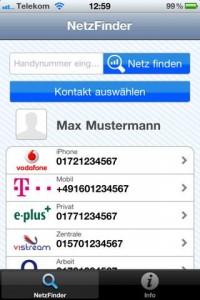 Netzfinder-App: Flatrates optimal ausnutzen (1)
