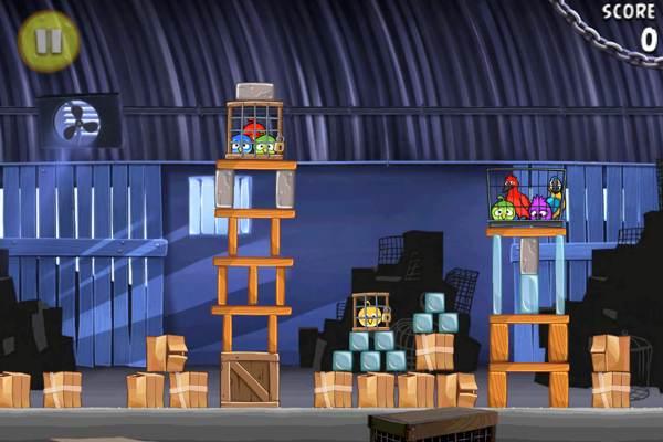 Angry Birds Rio für das iPhone und iPad