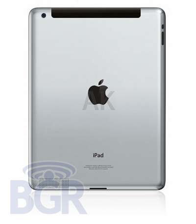 Vorstellung des iPad 2 - sieht es so aus?