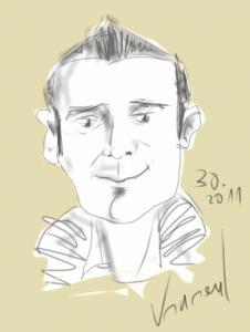 Sketch von der CeBIT 2011