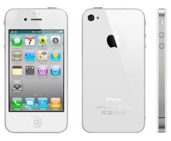 Das weiße iPhone 4 soll nun doch Ende April erscheinen