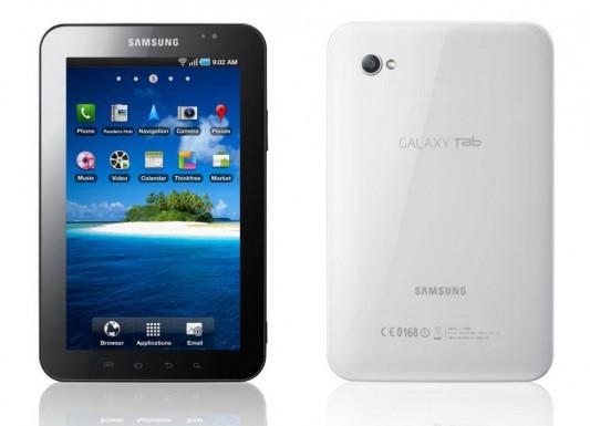 Samsung Galaxy Tab gewinnen