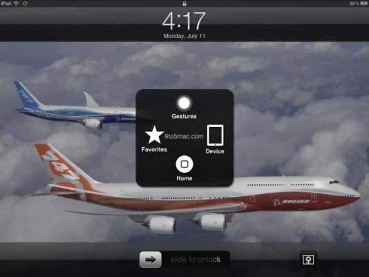 iOS 5 Beta 3: Control Panel