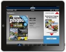 Hochwertige Magazine für das iPad: DigitalPHOTO