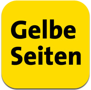 Kooperations-App von V-Navi und Gelbe Seiten für iPhones