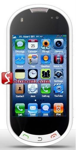 Der schlechteste iPhone-Klon aller Zeiten: HiPhone 5