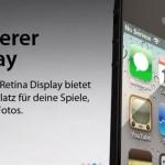Video: iPhone 5 auf Apple-Webseite gesichtet