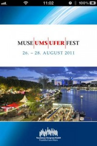 Die App zum Museumsuferfest