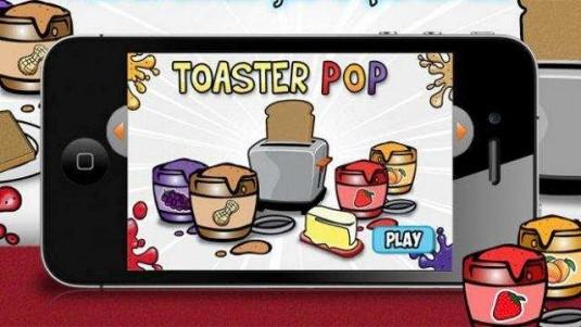 7-jähriger entwickelt iPhone-App Toaster Pop