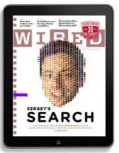 Hochwertige Magazine für das iPad: Wired