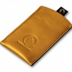 Wolfsrudel iPhone-Hülle aus 24 Karat Gold