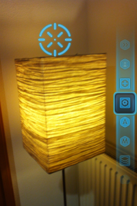 Live-Belichtung bei App Camera-
