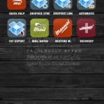 Meernotes: Notizbuch-App für Retro-Fans