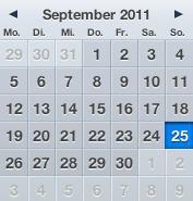 Apple- & iPhone-Wochenrückblick (KW 38/2011)