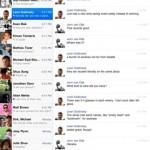 Facebook-App für das iPad