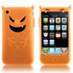 Verrückte iPhone-Hülle für Halloween: Dämonen