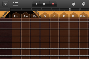 Garage Band App Screenshot 2