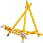 Pencil Stand: iPad-Ständer aus Bleistiften