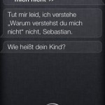 Witzige Frage an Siri: Großes Missverständnis