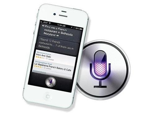 Siri für iPhone 4, iPad und iPod