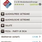 Online Essen bestellen mit der Lieferheld-App
