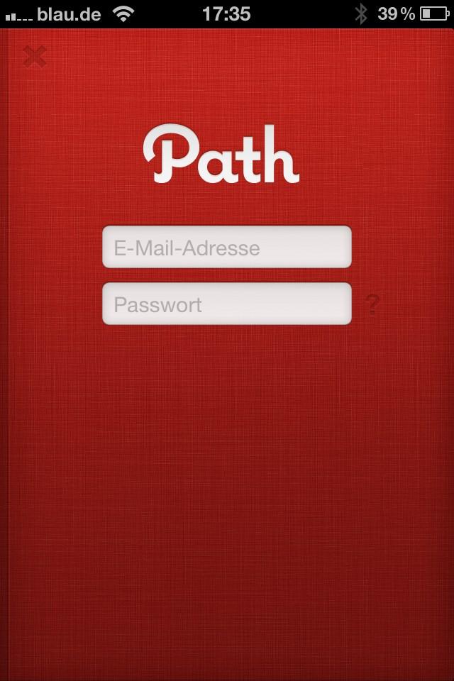 Flop der Woche: Path