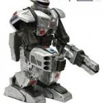 Per iPhone den iDroid-Roboter steuern