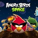 Angry Birds mit der NASA im Weltall