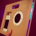 Bastelanleitung für eine iPhone-Boombox