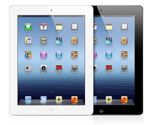 Das neue iPad 3 finanzieren