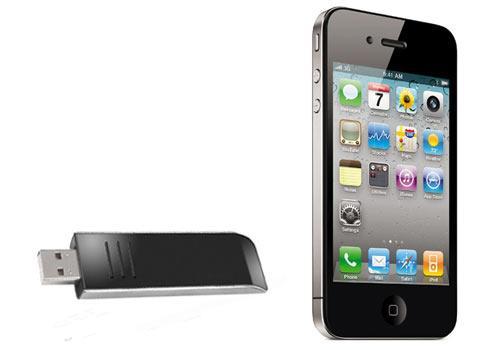 Umfrage: Das iPhone als USB-Stick
