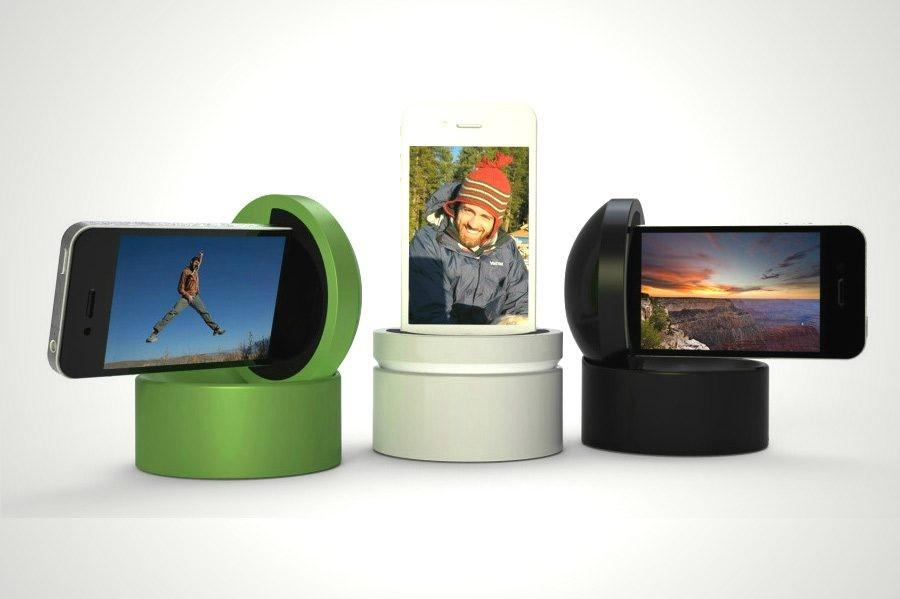 Galileo: Bewegungssteuerung für Videotelefonie