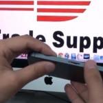 Video: Rückseite des neuen iPhone 5